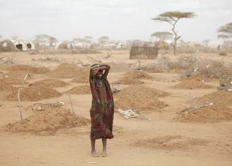 As Somalia famine continues, Liz Jones moans