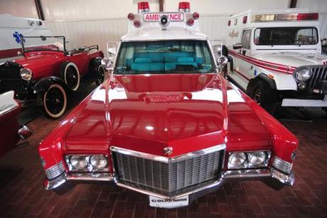 Ambulance collection only one of it's kind in USA (?) - The Columbia County News-Times