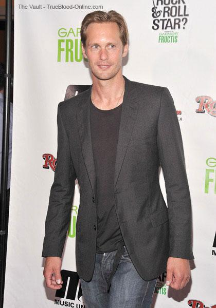 Alexander Skarsgård attends Rolling Stone's Cover Reveal Party