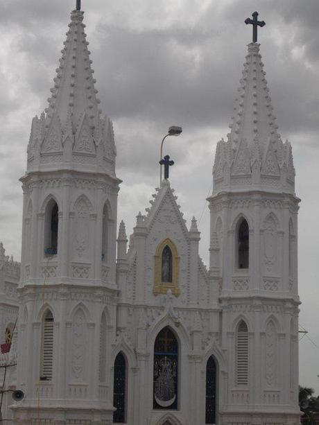 velankanni shrine – Our Lady of Health !!
