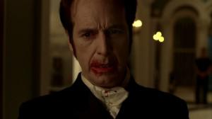 True Blood's Russell Edgington played by Denis O'Hare