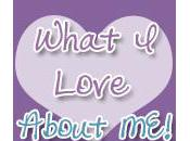 What Love About Blog Hop, Week