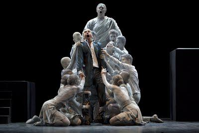 Opera Review: Back From the Dead and Ready for Dinner