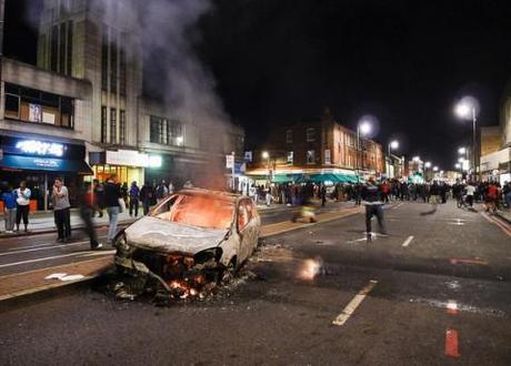 London riots rock Tottenham, Brixton. Is Britain broken?