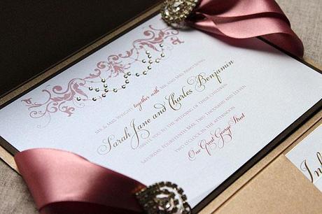 Wedding invitation suites from Leonie Gordon London (4)
