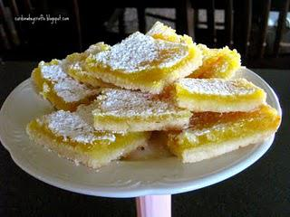 Yummy Lemon Bars
