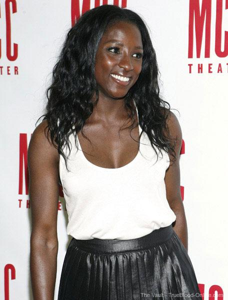 "True Blood's Rutina Wesley attends ""The Submission"" cast photocall"