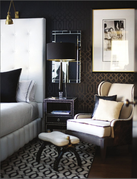 A chic and stunning Manhattan apartment