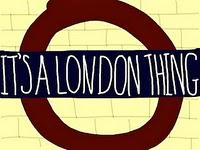 It's a London Thing No.42: Just Getting On With It