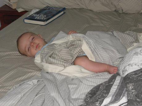 Jack tangled up in sleep