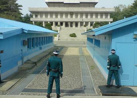 North Korea shoots at South Korea; becomes affluent?