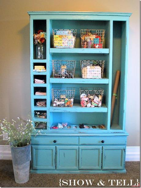 Whats HOT Wednesday: Craft Room Ideas
