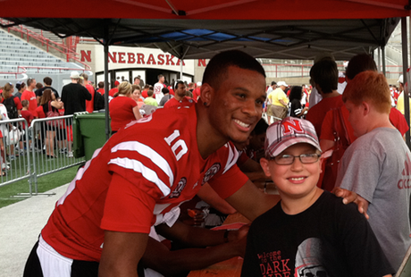 NEBRASKA FOOTBALL: Jamal Turner under Center – QB or Not QB?