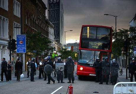 Tories want to cut police force, even after London riots: Is it still a good idea?