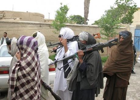 Taliban soldiers. Photocredit: isafmedia http://www.flickr.com/photos/isafmedia/5612210316/sizes/m/in/photostream/