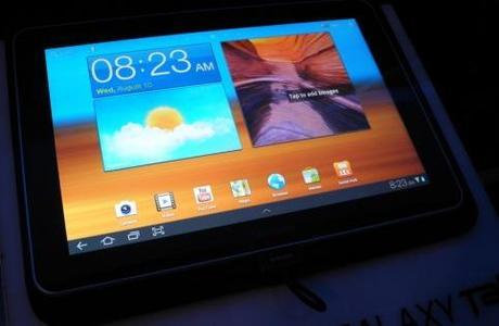 Its Time To Tab – Galaxy Tab 730/750 Preview