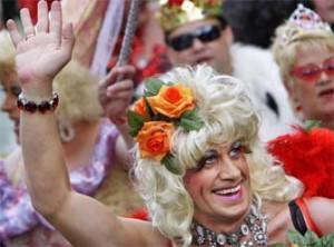 Amsterdam celebrates pride