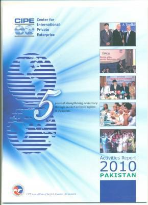 CIPE marks five years in Pakistan