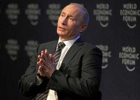Vladimir Putin's top action moments, from tiger shooting to plane flying