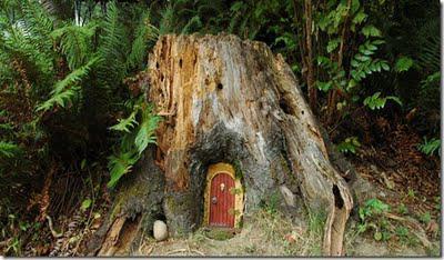 Magical DIY Fairy Door Tutorial ♥