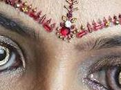Gold Plated, Diamond Encrusted Contact Lenses