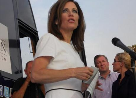 Republican race shake up after debate and straw poll: Pawlenty out, Bachmann goes big, and Perry declares