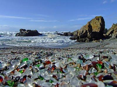 Wonderful Glass Beach 8