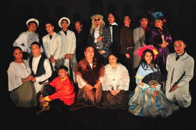Gantimpala Theater's new El Filibusterismo