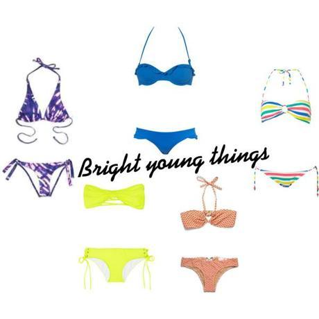 Bright young things swimsuits for honeymoons