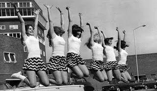 The History of Mini Skirts - Paperblog