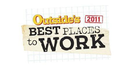 Outside Magazine's 50 Best Places To Work