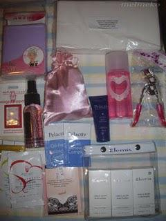 Beauty Expo 2011 - My mini haul.