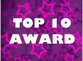 Top 10 Award – My favorite products!