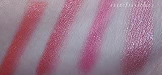 Innoxa Lipsticks