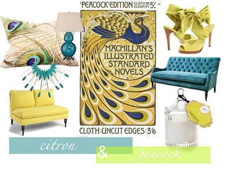 Citron & Peacock