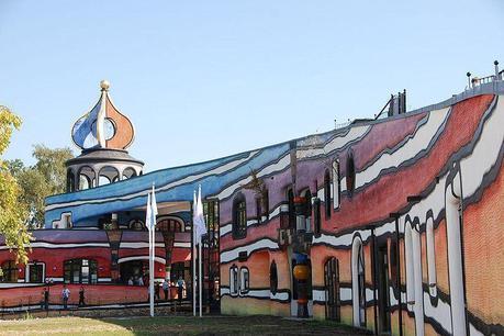 Hundertwasser Ronald McDonald House Valkenburg