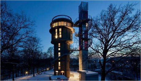 Biorama aka The Water Tower House