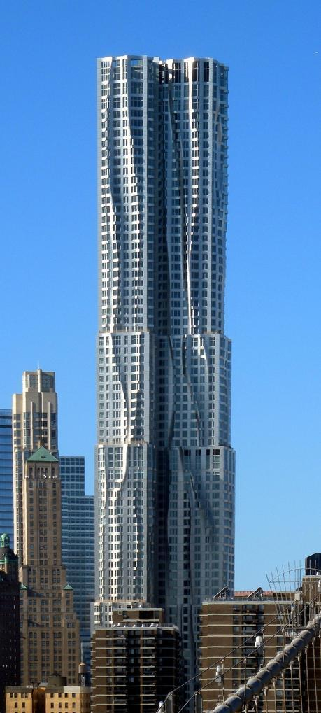 In The Spotlight - Architect Frank O. Gehry