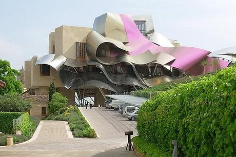 Hotel Marqués de Riscal, Elciego, Spain