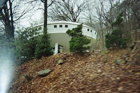 The Flying Saucer House, TN, USA