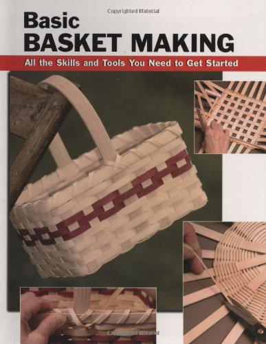 Basket Making Tools Supplies : Basket weaving supplies paper