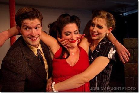 Shaun Baer, Kimberly Logan, Gillian Humiston - The Double