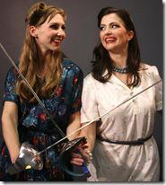 Review: The Double (Babes With Blades Theatre)
