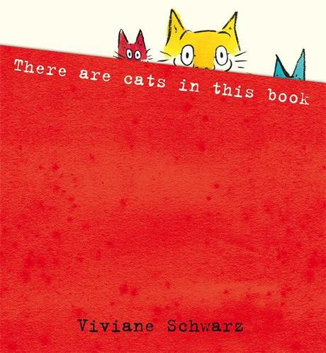 Book Sharing Monday:There are cats in this book