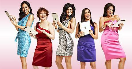 The Real Housewives Of New Jersey: There's A Big Hot Mess App For That