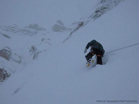 Karakoram 2011: Climbers In Camp 4 On K2