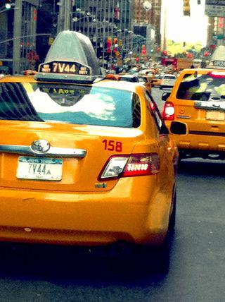 manhattan cabs
