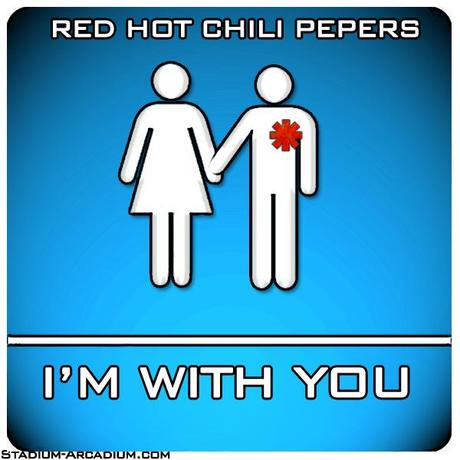 Red Hot Chili Peppers- I'm With You [review]