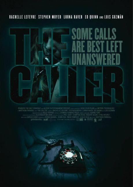 Watch THE CALLER On Demand Same Day it's Released to Theaters