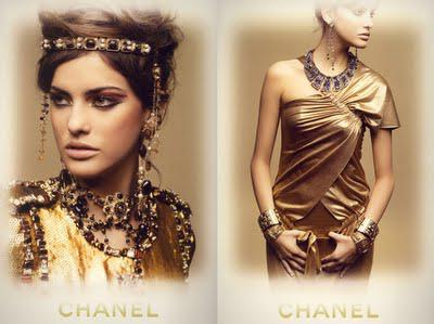 Chanel Resort 2011, Jewelry